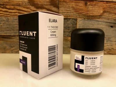 Elara 1:1 Cream by Fluent