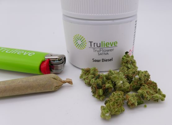 Sour Diesel by Trulieve